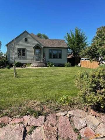 3812 W Main, Rapid City, SD 57702 (MLS #154548) :: Heidrich Real Estate Team