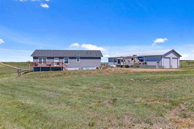 21879 Antelope Creek Rd, Box Elder, SD 57719 (MLS #154549) :: Dupont Real Estate Inc.