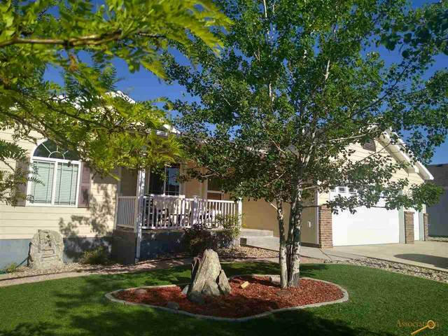 105 Savoy Circle, Rapid City, SD 57701 (MLS #154550) :: Dupont Real Estate Inc.