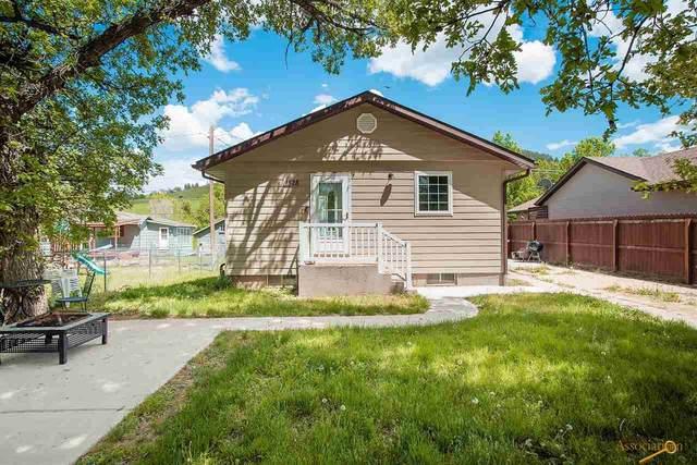 1828 Baldwin, Sturgis, SD 57785 (MLS #154552) :: Dupont Real Estate Inc.