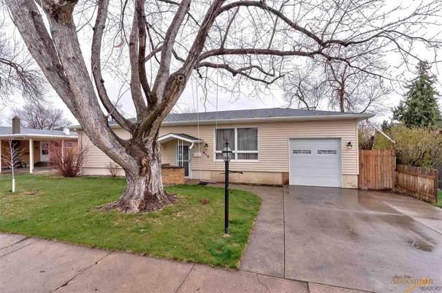 616 San Marco Blvd, Rapid City, SD 57702 (MLS #154553) :: Dupont Real Estate Inc.