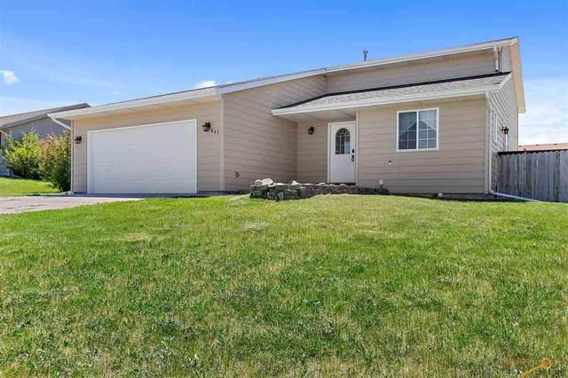 247 Grandeur Ln, Box Elder, SD 57719 (MLS #154559) :: Dupont Real Estate Inc.