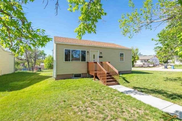 525 St Patrick, Rapid City, SD 57701 (MLS #154565) :: Dupont Real Estate Inc.