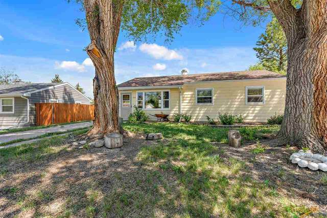 826 E Iowa, Rapid City, SD 57701 (MLS #154568) :: Dupont Real Estate Inc.
