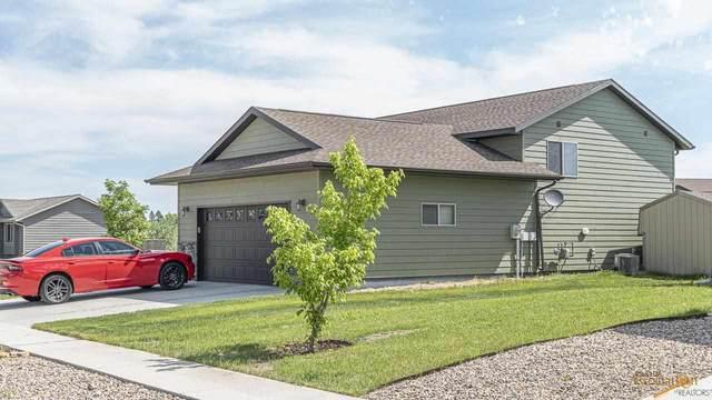 4 Giants Dr, Rapid City, SD 57701 (MLS #154569) :: Heidrich Real Estate Team