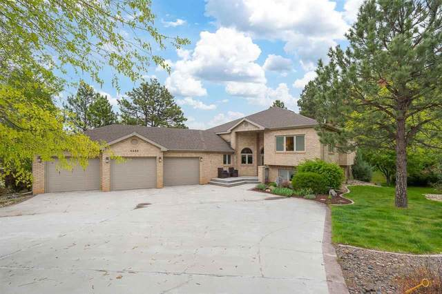 4456 Forest Park Ct, Rapid City, SD 57702 (MLS #154574) :: Heidrich Real Estate Team