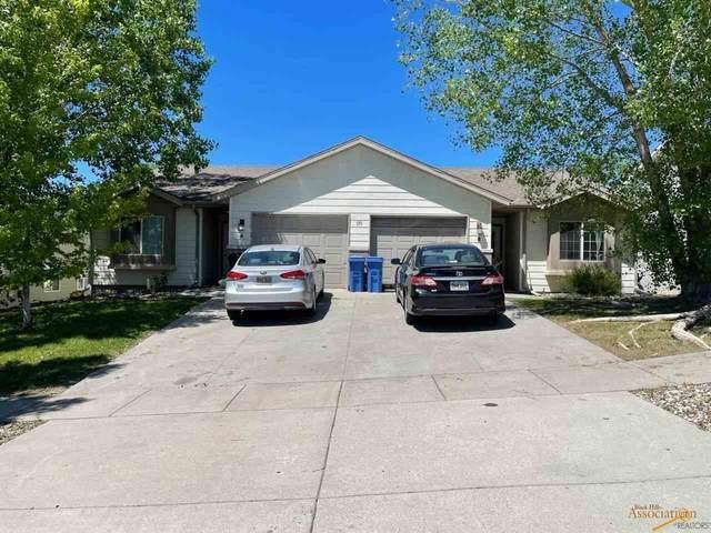 1351 E Oakland, Rapid City, SD 57701 (MLS #154578) :: Heidrich Real Estate Team