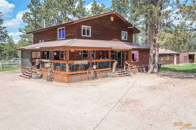 11952 Custer Limestone Rd, Custer, SD 57730 (MLS #154584) :: Dupont Real Estate Inc.