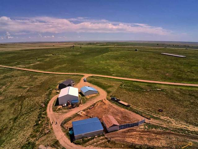 16870 227TH ST, New Underwood, SD 57761 (MLS #154592) :: Dupont Real Estate Inc.