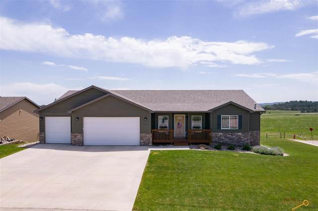 4151 Portrush Rd, Rapid City, SD 57702 (MLS #154593) :: Heidrich Real Estate Team
