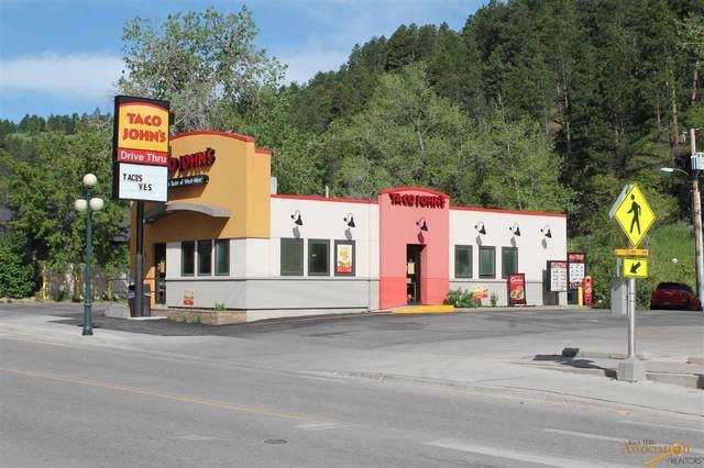 86 Charles, Deadwood, SD 57732 (MLS #154599) :: Heidrich Real Estate Team
