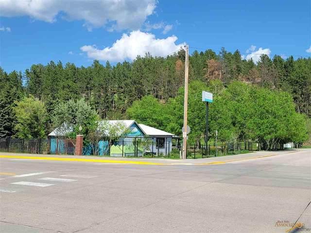 150 Poplar, Hill City, SD 57745 (MLS #154607) :: Dupont Real Estate Inc.