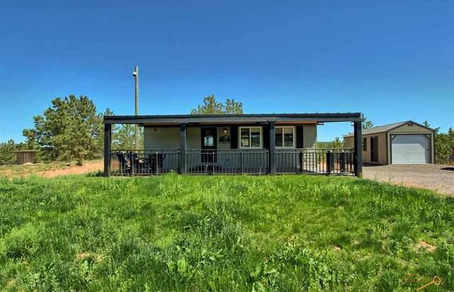 TBD Pilger Mountain Rd, Hot Springs, SD 57747 (MLS #154609) :: Dupont Real Estate Inc.