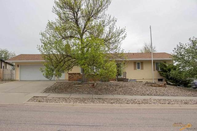 4614 Ridgewood, Rapid City, SD 57702 (MLS #154612) :: Heidrich Real Estate Team