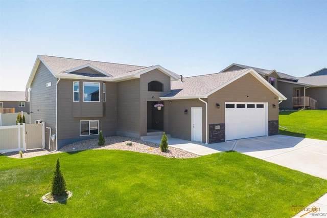4400 Beringer Dr, Rapid City, SD 57701 (MLS #154615) :: Dupont Real Estate Inc.