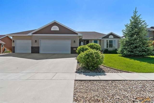 10161 Ventura Ln, Summerset, SD 57718 (MLS #154627) :: Dupont Real Estate Inc.