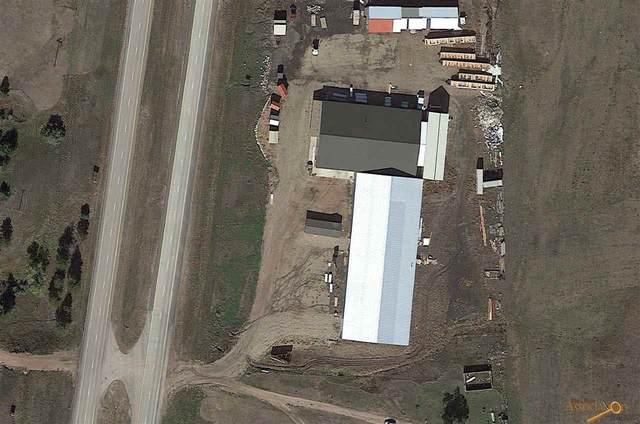27592 Hwy 79, Hot Springs, SD 57747 (MLS #154628) :: Dupont Real Estate Inc.