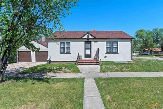1528 7TH, Rapid City, SD 57701 (MLS #154630) :: Dupont Real Estate Inc.