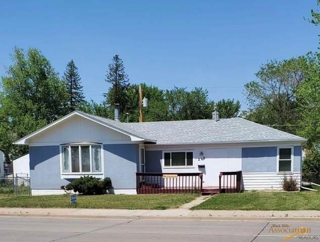 210 St Patrick, Rapid City, SD 57702 (MLS #154641) :: Dupont Real Estate Inc.