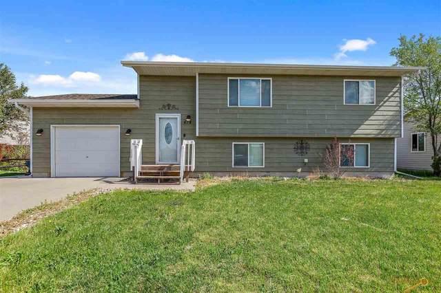 618 Stealth Ln, Box Elder, SD 57719 (MLS #154642) :: Heidrich Real Estate Team
