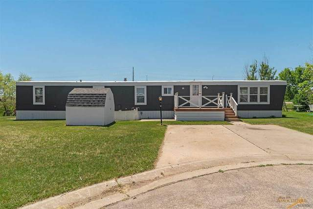 2780 143RD AVE, Rapid City, SD 57701 (MLS #154648) :: Dupont Real Estate Inc.