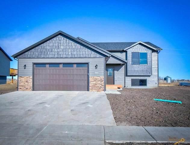 541 Mace Dr, Box Elder, SD 57719 (MLS #154663) :: Dupont Real Estate Inc.