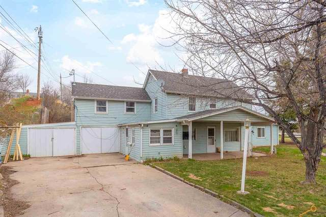 3736 Canyon Lake Dr, Rapid City, SD 57702 (MLS #154664) :: Dupont Real Estate Inc.