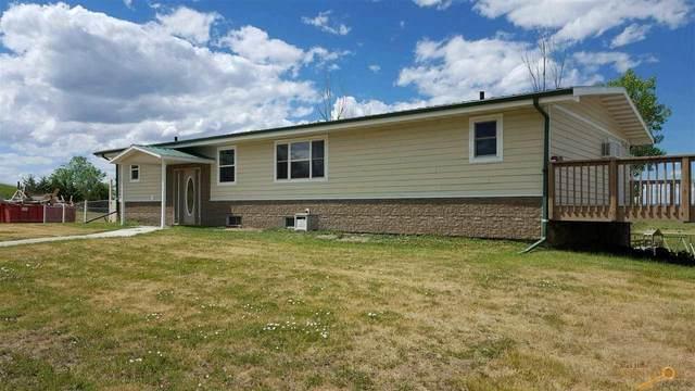1106 C Street, Edgemont, SD 57735 (MLS #154669) :: Black Hills SD Realty