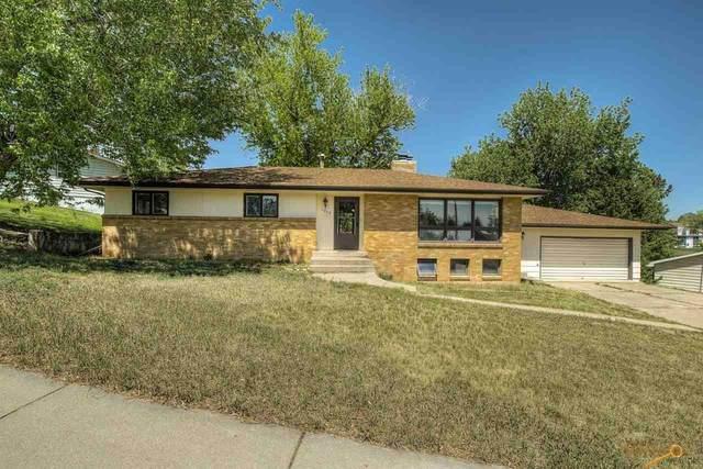 1508 Morningside Dr, Rapid City, SD 57701 (MLS #154670) :: Dupont Real Estate Inc.