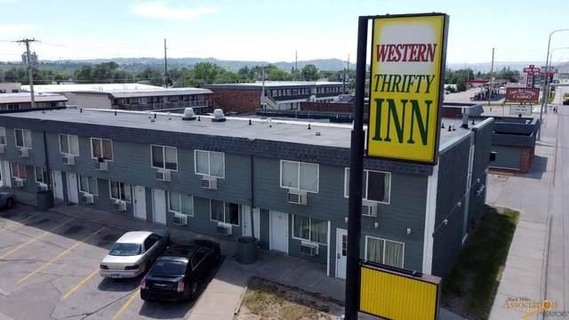 617 E North, Rapid City, SD 57701 (MLS #154674) :: Dupont Real Estate Inc.
