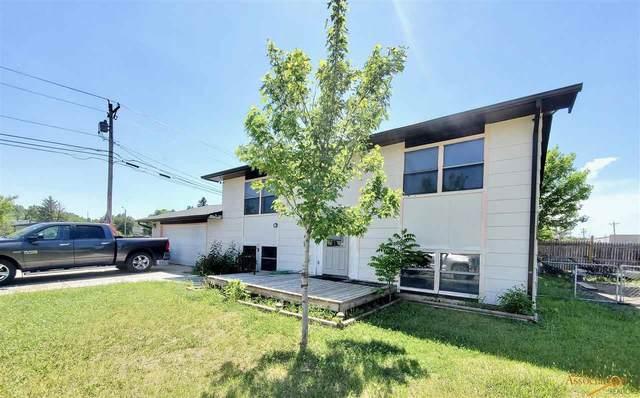 2011 Hoefer Ave, Rapid City, SD 57701 (MLS #154677) :: Dupont Real Estate Inc.