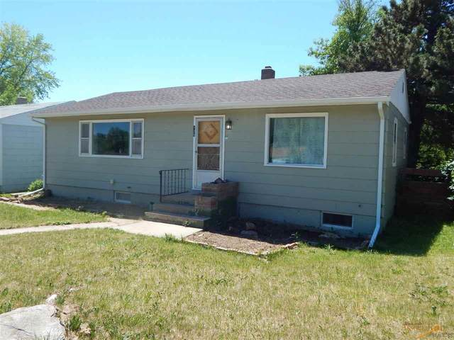 125 St Francis, Rapid City, SD 57701 (MLS #154678) :: Dupont Real Estate Inc.