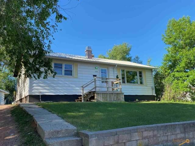535 Battle Mt Ave, Hot Springs, SD 57747 (MLS #154681) :: Dupont Real Estate Inc.