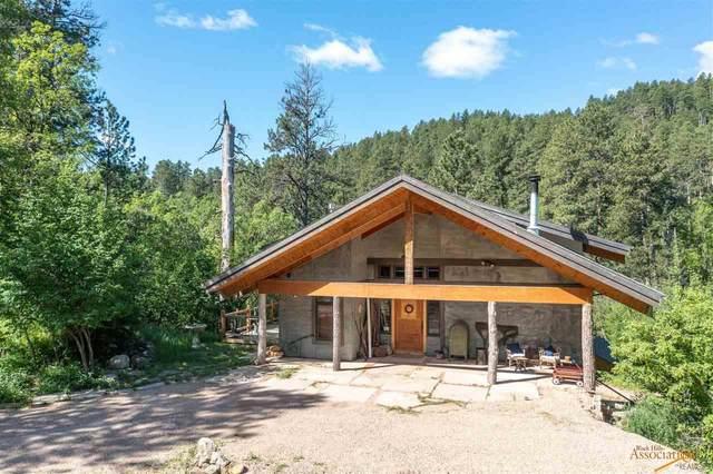 20546 Crook Mountain Rd, Whitewood, SD 57793 (MLS #154683) :: Daneen Jacquot Kulmala & Steve Kulmala
