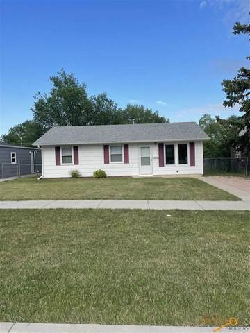 2108 Birch Ave, Rapid City, SD 57701 (MLS #154687) :: Dupont Real Estate Inc.