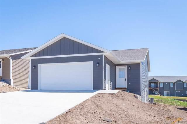 844 Diamond Ridge Boulevard, Rapid City, SD 57703 (MLS #154698) :: Daneen Jacquot Kulmala & Steve Kulmala