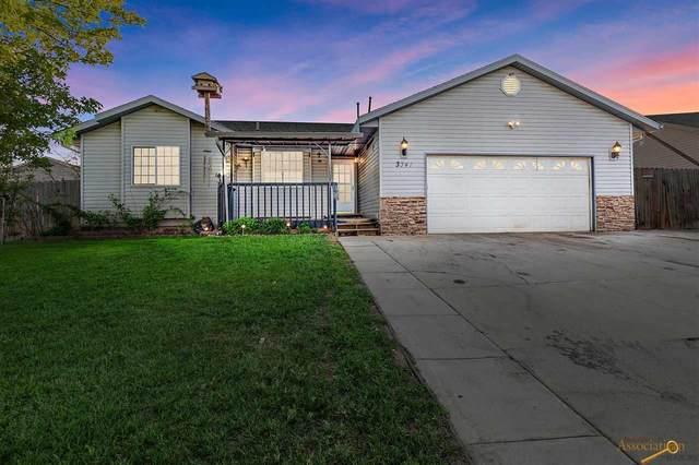 3341 Wesson Rd, Rapid City, SD 57703 (MLS #154699) :: Black Hills SD Realty