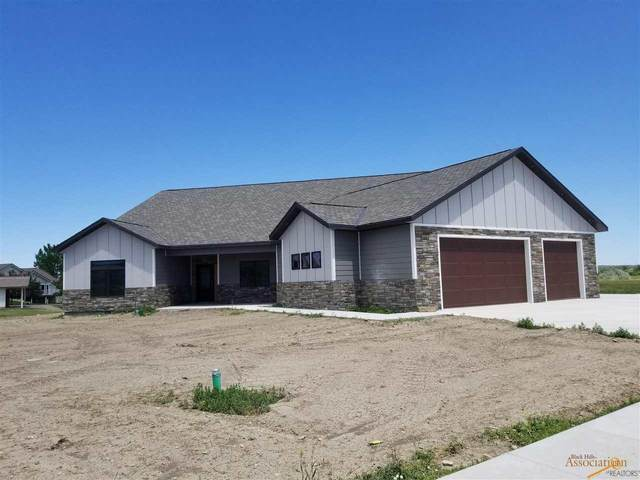 3800 Ping Dr, Rapid City, SD 57703 (MLS #154702) :: Dupont Real Estate Inc.