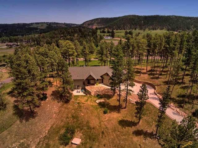 2750 Gold Creek Pl, Rapid City, SD 57702 (MLS #154707) :: Heidrich Real Estate Team