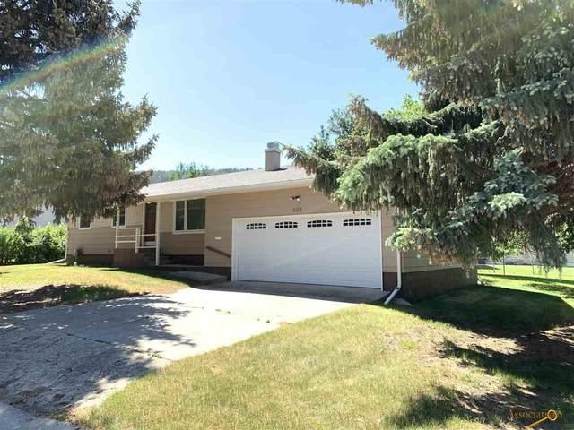 608 Weber Dr, Sturgis, SD 57785 (MLS #154728) :: Dupont Real Estate Inc.