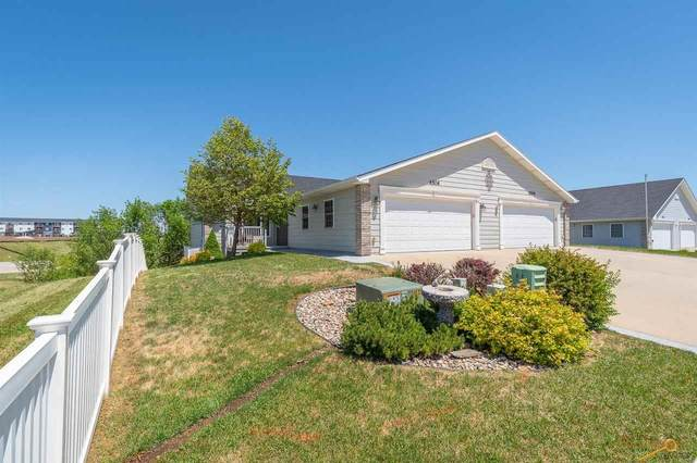 6506 Wellington Dr, Rapid City, SD 57701 (MLS #154729) :: Heidrich Real Estate Team