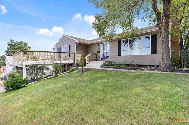 821 Flormann, Rapid City, SD 57701 (MLS #154730) :: Dupont Real Estate Inc.