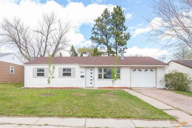 702 Tallent, Rapid City, SD 57701 (MLS #154731) :: Dupont Real Estate Inc.