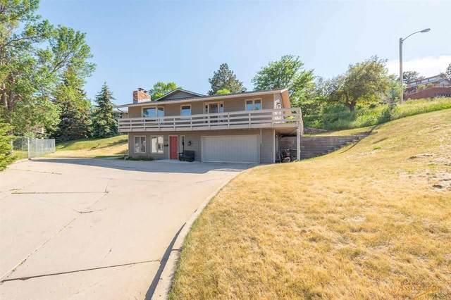 1123 Franklin, Rapid City, SD 57701 (MLS #154744) :: Heidrich Real Estate Team