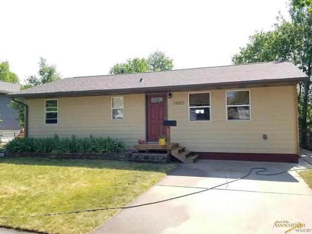 1020 Dilger Ave, Rapid City, SD 57701 (MLS #154745) :: Heidrich Real Estate Team
