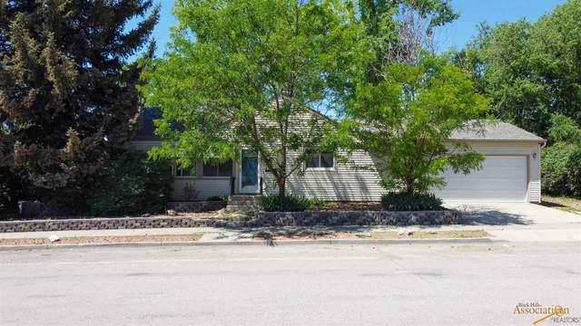 229 42ND, Rapid City, SD 57702 (MLS #154756) :: Heidrich Real Estate Team