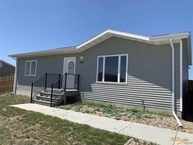 113 Hayden Dr, Box Elder, SD 57719 (MLS #154757) :: VIP Properties