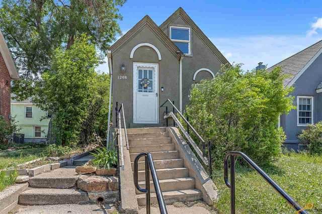 1208 Mt Rushmore Rd, Rapid City, SD 57701 (MLS #154760) :: Heidrich Real Estate Team