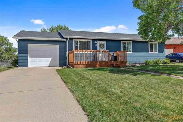 611 Fairmont Ct, Rapid City SD, 57701, SD 57701 (MLS #154761) :: Dupont Real Estate Inc.