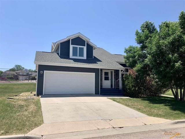 1227 Clover Ridge Dr, Rapid City, SD 57701 (MLS #154763) :: Heidrich Real Estate Team